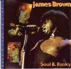 JAMES BROWN Soul & Funky album cover