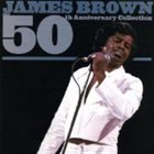 JAMES BROWN The 50th Anniversary Collection album cover