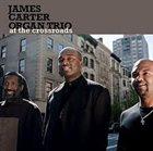 JAMES CARTER At The Crossroads album cover