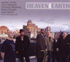 JAMES CARTER Heaven on Earth album cover
