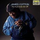 JAMES COTTON Fire Down Under The Hill album cover