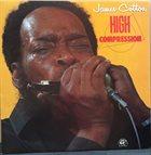 JAMES COTTON High Compression album cover