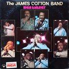 JAMES COTTON High Energy album cover