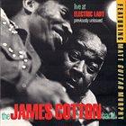 JAMES COTTON Live At Electric Lady album cover