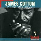 JAMES COTTON Living The Blues album cover
