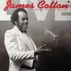JAMES COTTON Recorded Live At Antone's Night Club album cover