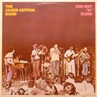 JAMES COTTON Red Hot 'n' Blue album cover