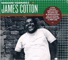 JAMES COTTON Vanguard Visionaries: James Cotton album cover