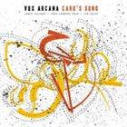 JAMES FALZONE Vox Arcana : Caro's Song album cover