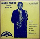 JAMES MOODY Favorites Volume Two album cover