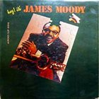 JAMES MOODY Hey! It's James Moody album cover