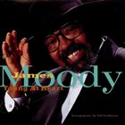 JAMES MOODY Young At Heart album cover