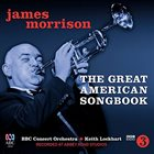 JAMES MORRISON The Great American Songbook album cover