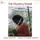 JAMES NEWTON The Mystery School album cover