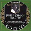JAMES P JOHNSON The Chronological Classics: James P. Johnson 1928-1938 album cover