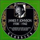 JAMES P JOHNSON The Chronological Classics: James P. Johnson 1938-1942 album cover