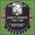 JAMES P JOHNSON The Chronological Classics: James P. Johnson 1944-1945 album cover