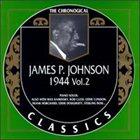 JAMES P JOHNSON The Chronological Classics: James P. Johnson 1944, Volume 2 album cover