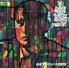 JAMES TAYLOR QUARTET Get Organized album cover