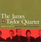 JAMES TAYLOR QUARTET Room At The Top (with Roy Ayers and Ian Anderson) album cover