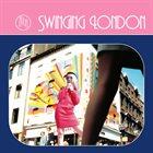 JAMES TAYLOR QUARTET Swinging London album cover