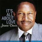 JAMIE DAVIS It's All About Love album cover
