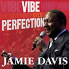 JAMIE DAVIS Vibe Over Perfection album cover