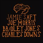 JAMIE SAFT Jamie Saft, Joe Morris, Bradley Jones, Charles Downs : Atlas album cover