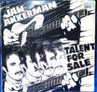 JAN AKKERMAN Talent For Sale (aka Guitar For Sale) album cover