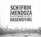 JAN HASENÖHRL L. Schifrin, V. Mendoza Trumpet Concertos album cover
