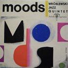 JAN PTASZYN WRÓBLEWSKI Moods - Jazz Jamboree 1960 Nr 3 album cover