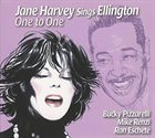 JANE HARVEY Jane Harvey Sings Ellington - One To One album cover