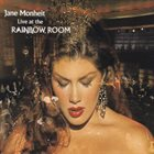 JANE MONHEIT Live at the Rainbow Room album cover
