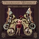 JANET KLEIN Paradise Wobble album cover