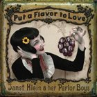 JANET KLEIN Put A Flavor To Love album cover