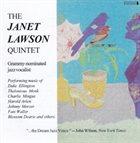 JANET LAWSON The Janet Lawson Quintet (compilation) album cover