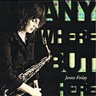 JANICE FINLAY Anywhere But Here album cover