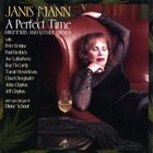 JANIS MANN A Perfect Time - Drummers and Other Friends album cover