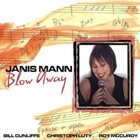 JANIS MANN Blow Away album cover