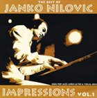 JANKO NILOVIĆ Impressions Vol 1: Soul Pop Jazz Afro Latin & Vocal Gems album cover