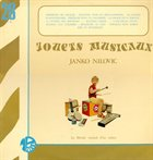 JANKO NILOVIĆ Jouets Musicaux album cover
