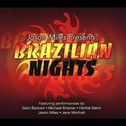 JASON MILES Brazilian Nights album cover