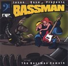 JASON RASO The Bassman Cometh album cover