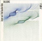JASPER VAN 'T HOF Jasper Van't Hof / Joachim Kühn : Balloons album cover