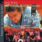 JAVIER GIROTTO Argentina: Escenas En Big Band album cover