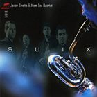 JAVIER GIROTTO Suix: Javier Girotto & Atem Sax Quartet album cover