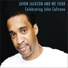 JAVON JACKSON Celebrating John Coltrane album cover