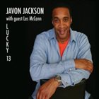 JAVON JACKSON Lucky 13 album cover
