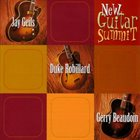 JAY GEILS (JOHN GEILS JR) Jay Geils, Duke Robillard, Gerry Beaudoin ‎: New Guitar Summit album cover