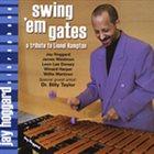 JAY HOGGARD Swing Em Gates album cover